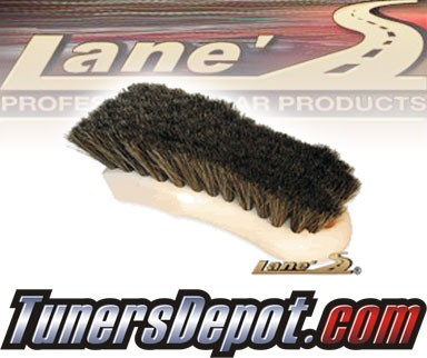 Lanes® Professional Car Care Products - Leather Seat Detialing Brush