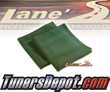 Lanes® Professional Car Care Products - Microfiber Towel