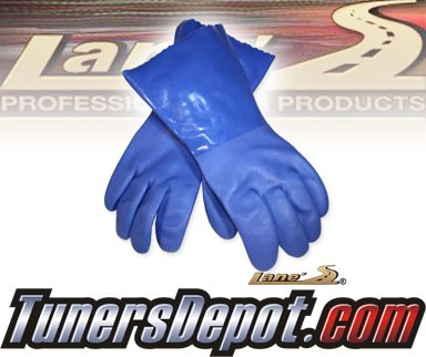 Lanes® Professional Car Care Products - PVC Heavy Duty Gloves