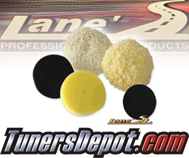 Lanes® Professional Car Care Products - Spot Buffing Pad Kit