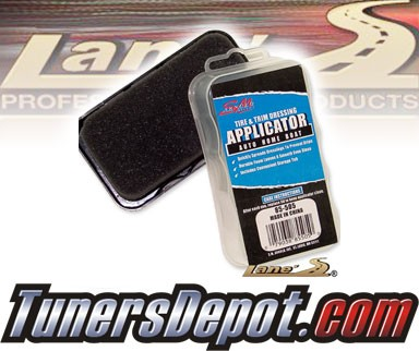 Lanes® Professional Car Care Products - Tire & Trim Dressing Applicator