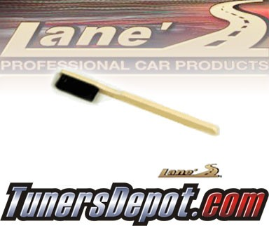 Lanes® Professional Car Care Products - Wood Handle Toothbrush