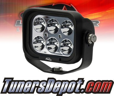 Lazer Star® Endeavor 6&quto; Utility Light - 6 LED Spot Light (3w)