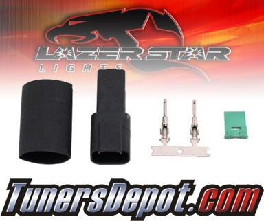 Lazer Star® LX LED Extra Parts - Deutch Female Connector