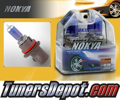 NOKYA® Arctic Purple Headlight Bulbs - 89-98 Suzuki Sidekick (9004/HB1)