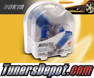 NOKYA® Arctic White Stage 1 Bulb - Universal H16/9009/5202 (35W)