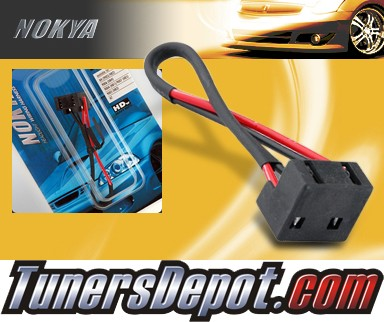NOKYA® Heavy Duty Headlight Harnesses (Low Beam) - 2011 Hyundai Sonata (H7)
