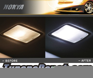 NOKYA LED Courtesy Lamps - 01-05 Lexus IS300