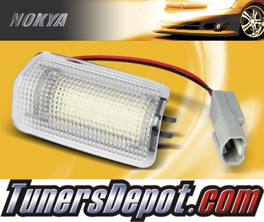 NOKYA LED Courtesy Lamps - 01-12 Lexus LS460