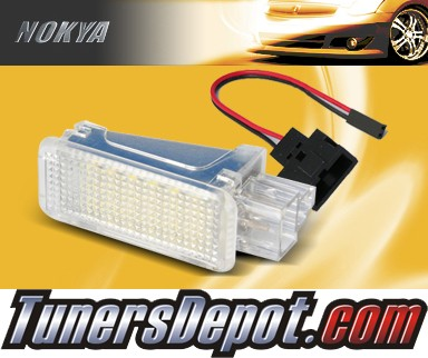 NOKYA LED Courtesy Lamps - 04-06 Volkswagen Phaeton