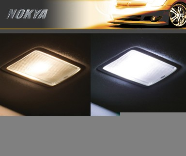 NOKYA LED Courtesy Lamps - 2003 Audi RS6