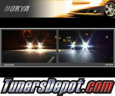 NOKYA® LED Dual SMD Fog Light Bulbs (PAIR) - 6000K H9