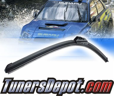 PIAA® SI-Tech Silicone Blade Windshield Wiper (Single) - 02-06 Acura RSX (Rear)
