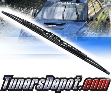 PIAA® Super Silicone Blade Windshield Wiper (Single) - 94-00 Mercedes Benz  C230 W202 (Front)