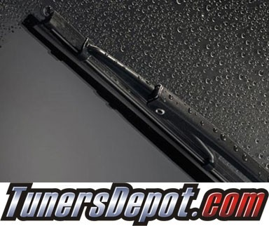 PIAA® Super Silicone Blade Windshield Wipers (Pair) - 95-97 Audi S6 (Driver & Pasenger Side)