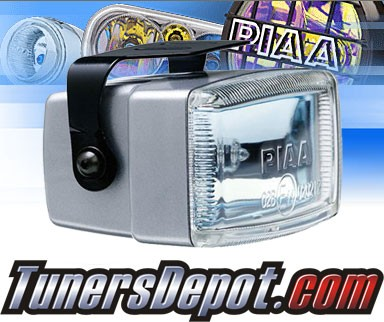 PIAA® Universal 2000 Fog Lights - 4&quto; x 2&quto; Rectangle (Xtreme White)