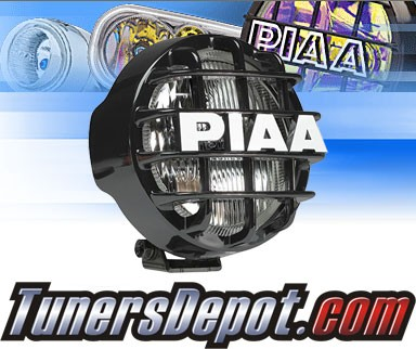 PIAA® Universal 510 All Terrain Pattern Lights - 4&quto; Round (Intense White )