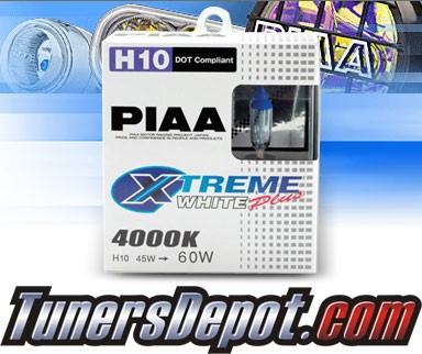 PIAA® Xtreme White Plus Bulbs - H10 Universal