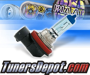 PIAA® Xtreme White Plus Headlight Bulbs (Low Beam) - 2011 Dodge Ram Pickup w/ 4 Headlight System (H11)