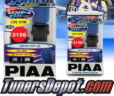 PIAA® Xtreme White Reverse Light Bulbs - 2010 Ford F250 F-250