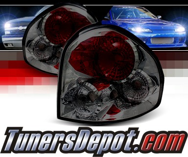 Sonar® Altezza Tail Lights (Smoke) - 01-06 Hyundai Santa Fe