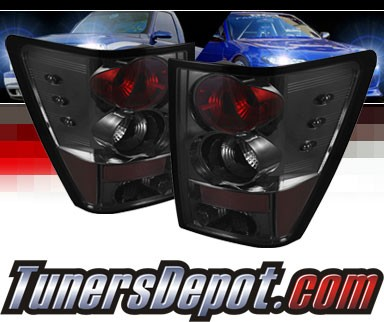 Sonar® Altezza Tail Lights (Smoke) - 05-06 Jeep Grand Cherokee