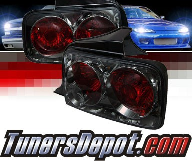 Sonar® Altezza Tail Lights (Smoke) - 05-09 Ford Mustang