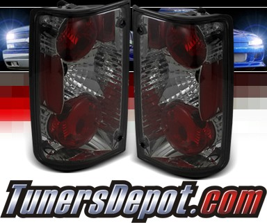 Sonar® Altezza Tail Lights (Smoke) - 89-95 Toyota Pick Up