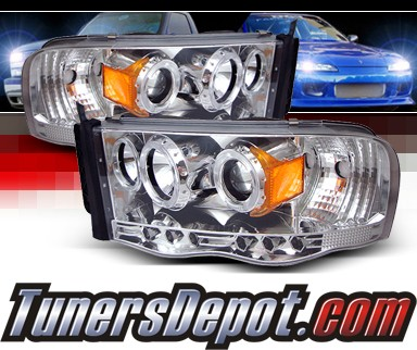 2004 dodge ram pickup sonar ccfl halo projector headlights. Black Bedroom Furniture Sets. Home Design Ideas