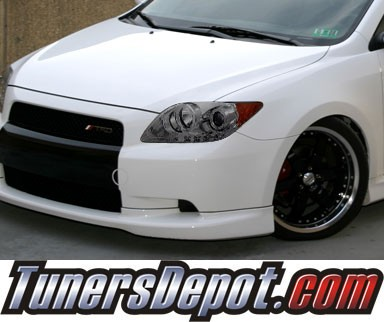 Sonar® LED Halo Projector Headlights (Smoke) - 08-10 Scion tC