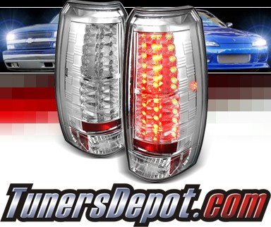 Sonar® LED Tail Lights - 07-12 Chevy Avalanche