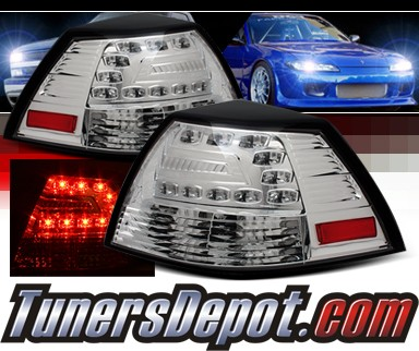 Sonar® LED Tail Lights - 08-09 Pontiac G8