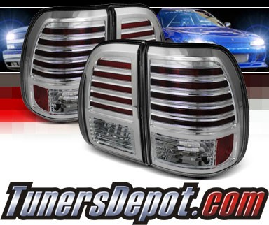 Sonar® LED Tail Lights (Chrome) - 03-07 Lexus LX470