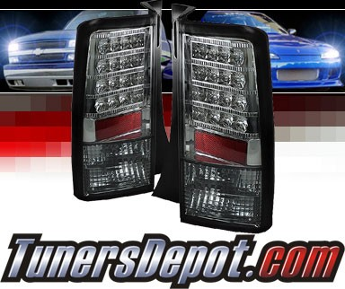 Sonar® LED Tail Lights (Smoke) - 03-07 Scion xB (Gen 2)