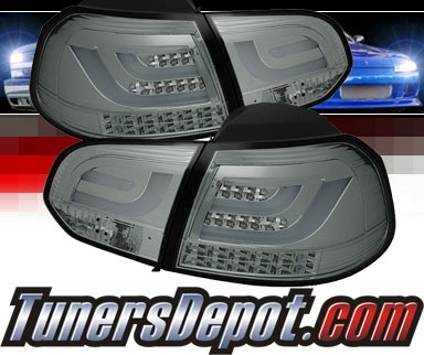 Sonar® LED Tail Lights (Smoke) - 10-12 VW Volkswagen Golf (Incl. GTI) (Gen 2)