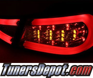 Sonar® LED Tail Lights (Smoke) - 11-13 Hyundai Elantra