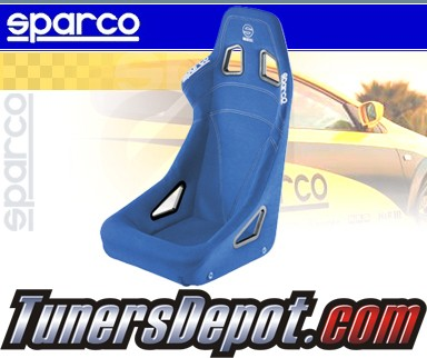 Sparco® Bucket Racing Seat - SPRINT 5 (Blue)