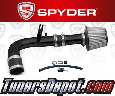 Spyder® Cold Air Intake System (Black) - 00-05 Dodge Neon SOHC 2.0L 4cyl