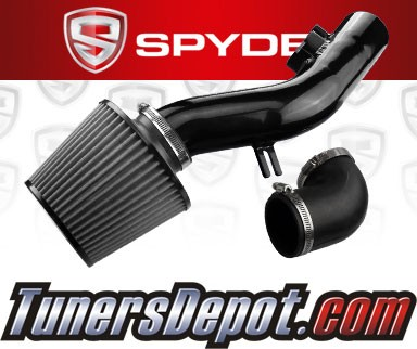 Spyder® Cold Air Intake System (Black) - 08-12 Chevy Malibu 2.4L 4cyl (Without Air Pump)
