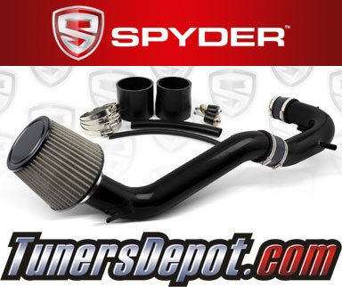 Spyder® Cold Air Intake System (Black) - 08-12 Honda Accord 4cyl 2.4L