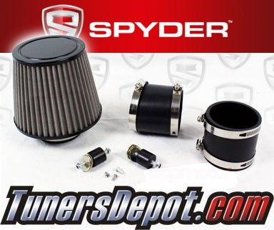 Spyder® Cold Air Intake System (Black) - 11-14 Scion tC 2.5L 4cyl