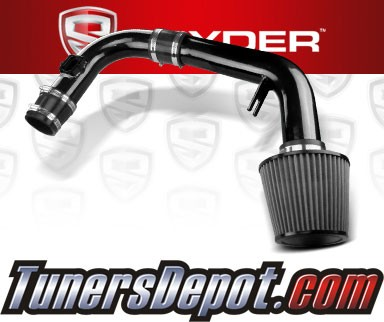 Spyder® Cold Air Intake System (Black) - 11-15 Chevy Cruze Non-Turbo 1.8L 4cyl (Exc. models with secondary air pump)