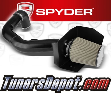 Spyder® Cold Air Intake System (Black) - 2005 Ford Expedition 5.4L V8