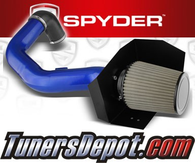 Spyder® Cold Air Intake System (Blue) - 04-08 Ford F150 F-150 5.4L V8