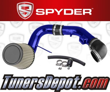Spyder® Cold Air Intake System (Blue) - 05-08 Chevy Cobalt SS 2.4L 4cyl