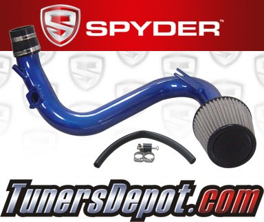 Spyder® Cold Air Intake System (Blue) - 07-13 Mazda Mazdaspeed 3 Turbo 2.3L 4cyl