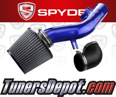 Spyder® Cold Air Intake System (Blue) - 08-10 Pontiac G6 2.4L 4cyl (Without Air Pump)