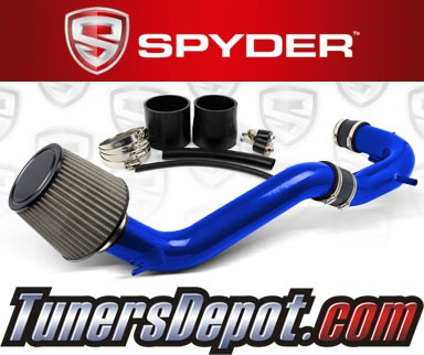 Spyder® Cold Air Intake System (Blue) - 08-12 Honda Accord 4cyl 2.4L