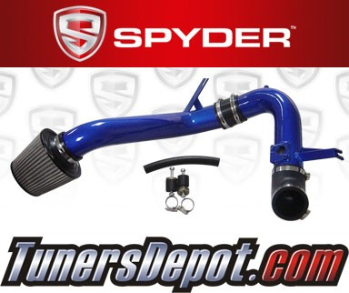 Spyder® Cold Air Intake System (Blue) - 09-14 Acura TSX 2.4L 4cyl