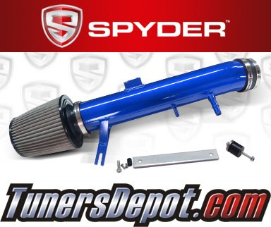 Spyder® Cold Air Intake System (Blue) - 11-14 Ford Mustang 3.7L V6